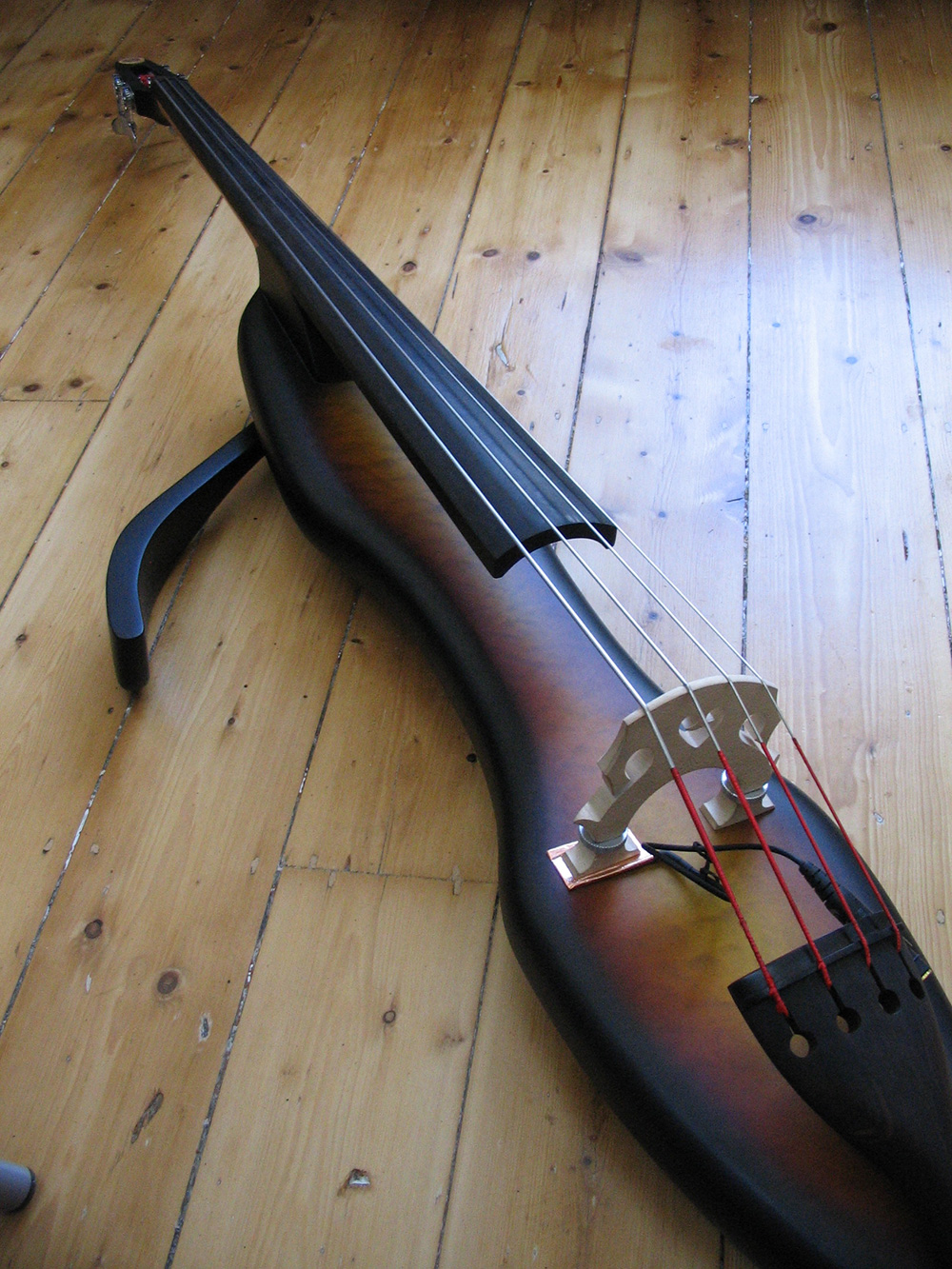 Electric Upright Stick Bass