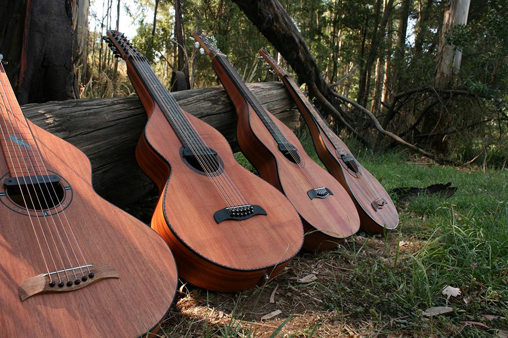 Acoustic Lapsteels